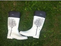 brand new wellies for women size 38