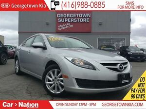 2013 Mazda MAZDA6 GS ALLOY WHEELS| POWER GROUP| BLUE TOOTH |