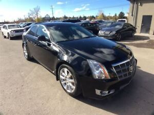 2008 Cadillac CTS / DUAL ROOFS / AWD / LEATHER / 3.6