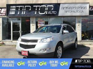 2012 Chevrolet Traverse 1LT ** 8 Passenger, AWD, Bluetooth **