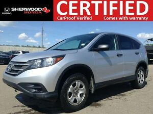 2014 Honda CR-V LX AWD | REMOTE START | BLUETOOTH | BACK CAM | A