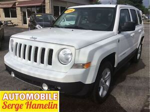 2014 Jeep Patriot Limited awd 4x4 cuir