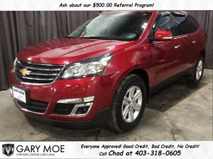 2014 Chevrolet Traverse LT **AWD**