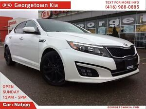 2015 Kia Optima SX TURBO | ONE OWNER | TOP LINE | FULLY SERVICED