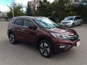 2015 Honda CR-V Touring..Navigation..Loaded..