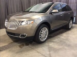 2012 Lincoln MKX MKX No charge ext warranty!