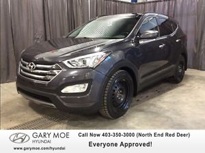 2014 Hyundai Santa Fe Limited AWD CERTIFIED PRE-OWNED