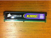 Memory/Ram Corsair CM2X1024-6400 XMS2 1 GB (1 x 1 GB) DDR2 800