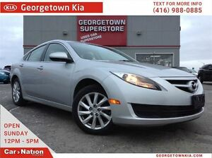 2013 Mazda MAZDA6 GS ALLOY WHEELS| POWER GROUP| BLUE TOOTH