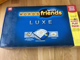 Words with friends luxe brand new