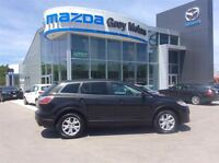 2011 Mazda CX-9 GS,7 Pass,AWD,Heated Leather,Sunroof, NEW TIRES!