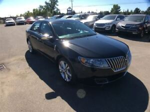 2010 Lincoln MKZ / SUNROOF / LEATHER / ALL POWER OPTIONS / LEATH