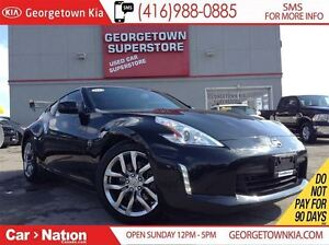 2013 Nissan 370Z EXHAUST | HEATED SEATS | LEATHER | CARBON SPOIL