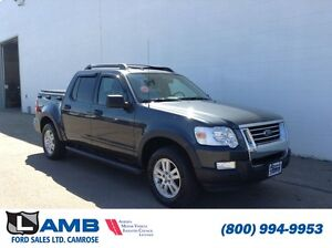 2009 Ford Explorer Sport Trac XLT 4x4 with Reverse Sensing and C