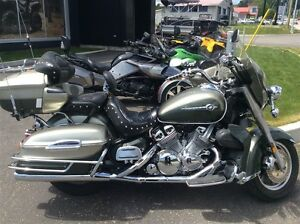 2001 yamaha  XVZ13LTN Royal Star Tour Deluxe -