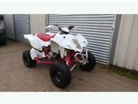 On road quad Te 450