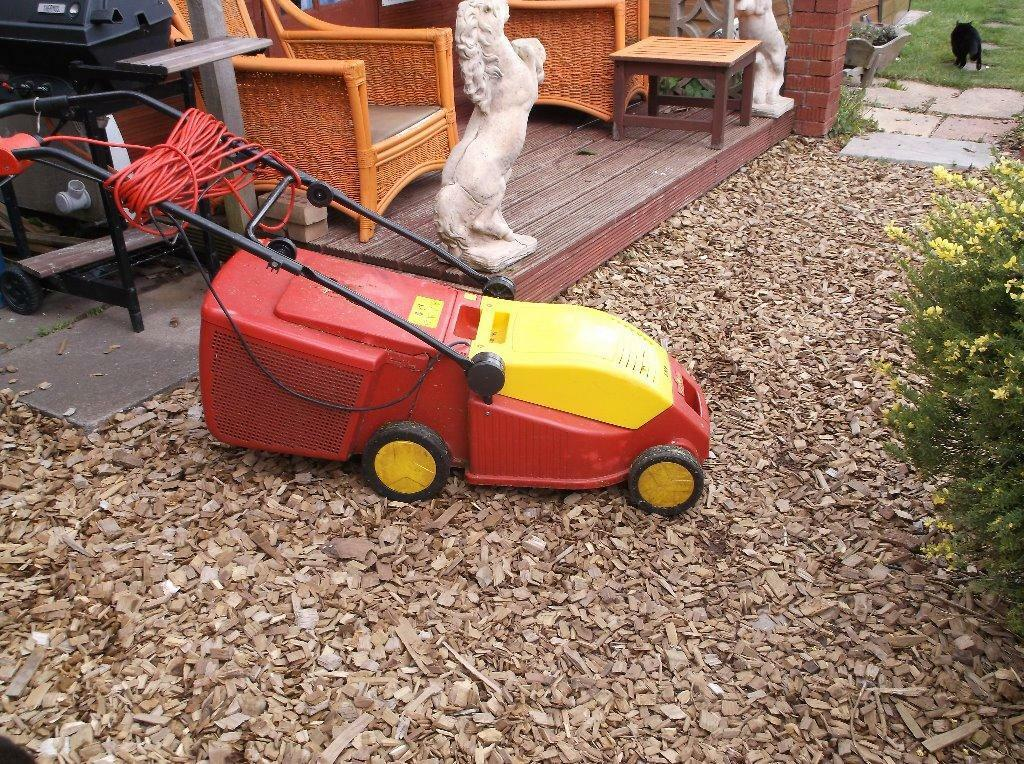 Wolf electric lawnmower buy sale and trade ads great prices - Garden furniture kings lynn ...