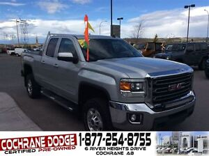2015 GMC SIERRA 2500HD SLE w/BACK-UP CAMERA AND REMOTE START!