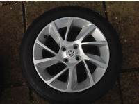 MG3 CAROUSEL 16 INCH ALLOY WHEEL EXCELLENT CONDITION ALSO WITH A TYRE OR AS A SET ALSO OTHER TYPES