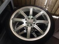 ALLOY RIMS | 5x114.3, 4x100, 4x114.3 |