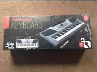 Fine tune multifunction keyboard, brand new