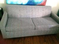 Canape fauteuil lit 2 places