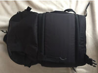 Lowepro DSLR Video Fastpack 250 AW Quick Access Backpack for DSLR - Black