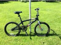 Mongoose subject bmx bike (black) - good condition