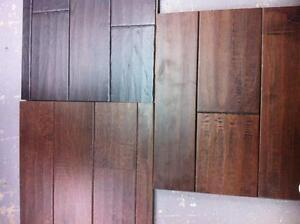 HARDWOOD FLOORING ENGINEERED LAMINATE VINYL SHEET CLICK PLANK City of Toronto Toronto (GTA) image 9