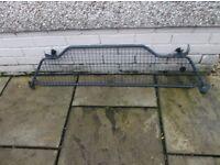 subaru legacy estate dog guard, roof bars, cargo boot tray