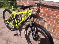 BRAND NEW! Voodoo Bizango (top of their range) 29er Hardtail MTB with extras