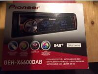 Pioneer DAB car system