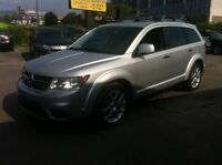 2012 Dodge Journey R/T 7 PASSAGERS AWD
