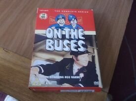 On The Buses Complete Series.