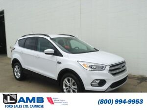 2017 Ford Escape SE 4WD with Navigation, Sync 3 and Sync Connect