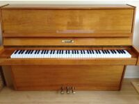 Neumann Piano and Stool