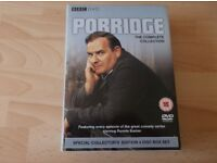 PORRIDGE PLUS GOING STRAIGHT COMPLETE COLLECTION