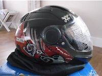 AGV / MDS - SunJet Motorbike Helmet / New / Unused / Boxed Size Large.