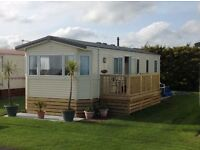 Tenby, Pembs, West Wales - Static caravan to rent - Oct 2016 dates (dog friendly)
