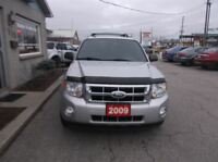 2009 Ford Escape XLT Automatic 3.0L