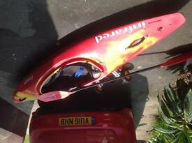 Dagger Infrared Kayak