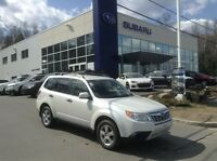 2012 Subaru Forester 2.5X Convenience Package (A4)