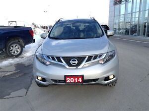 2014 Nissan Murano SL AWD 1 OWNER LOCAL TRADE