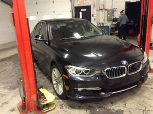 2012 BMW 328I LUXURY MAGS TOIT CUIR NAVI West Island Greater Montréal image 3
