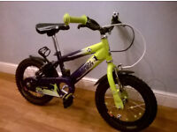 "Boys (or girls) bike - 14"" age 4 to 6"