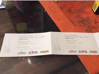 Mama Mia tickets @ Leeds Grand Theatre 20/06/2017 x 2