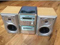 Sharp Hifi stereo