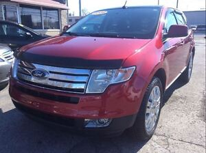 2008 Ford Edge Limited awd toit panoramique
