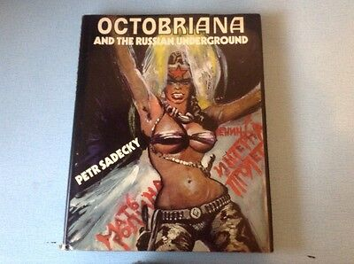 Octobriana and the Russian Underground hardcover (Tom Stacey 1971)