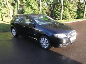 2008 08 Audi A3 2.0TDI ( 170PS ) Sportback F.S.H